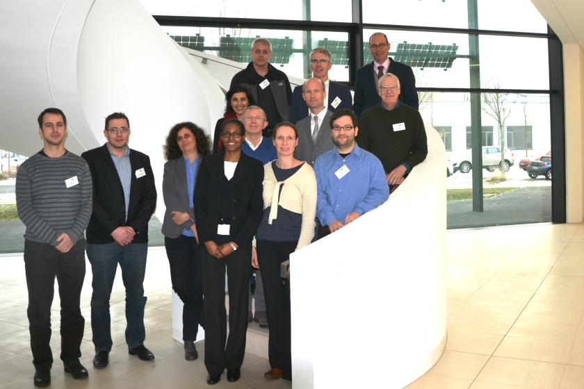 PECSYS project partner at the kick-off meeting - enlarged view